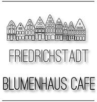 das Blumenhaus-Café in Friedrichstadt